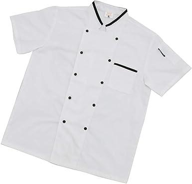 Homyl - Camisa de vestido, chaqueta Jacket Uniformes, piezas ...