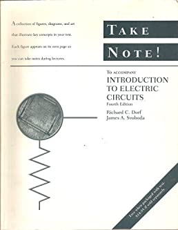 take note   to accompany introduction to electronic