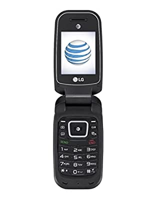 LG Prepaid Carrier Locked - (Black)