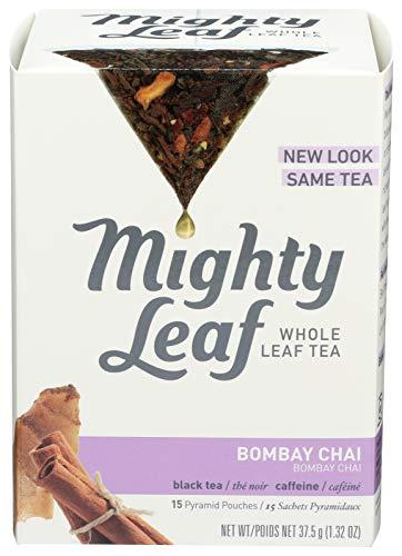 MIGHTY LEAF TEA BOMBAY CHAI 15BG