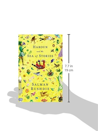 an analysis of a source that pertains to haroun and the sea of stories