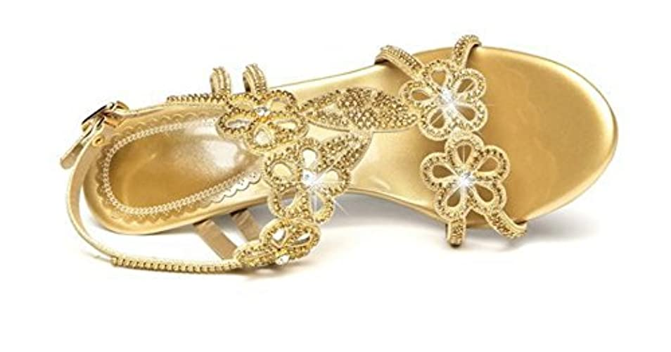 Centimetri Sandali Di Della Dei Sette Strass Bocca Pantofole Nbwe Cava Delle Signore Pelle Alto Estate Diamante Sexy Multa Pesci Tacco E ntnqHXw
