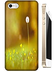 The Single Flower in the sunshine beautiful cell phone cases For Apple Accessory iPhone 5C