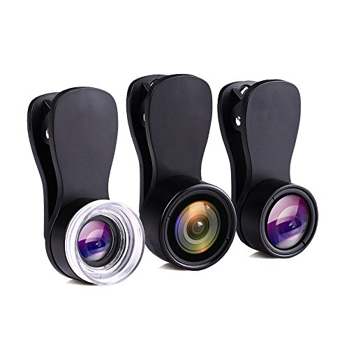 Holigoo Premium Clip-on Cell Phone Camer - Camera Attachment Kit Shopping Results