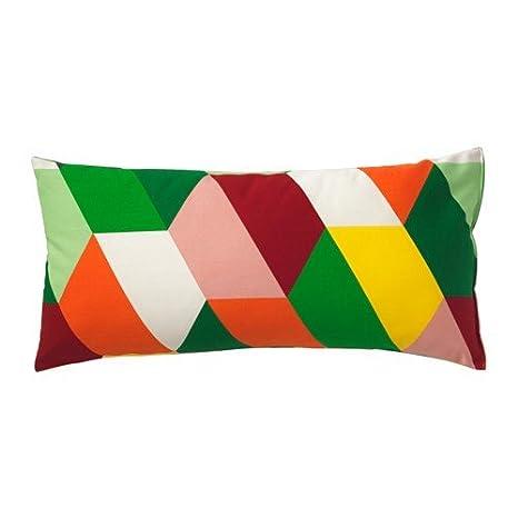 Ikea Hoest Fibbla Cuscino In Parati; (30 X 60 Cm)