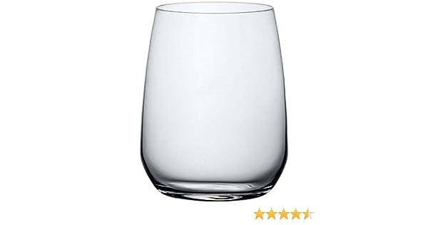 Bormioli Rocco Premium Juego de 6 Vasos 43cl Agua