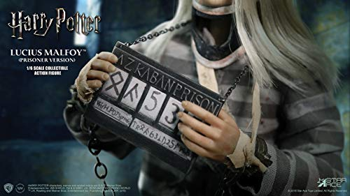 Star Ace Toys Harry Potter & The Half-Blood Prince: Lucius Malfoy 1: 6 Scale Action Figure