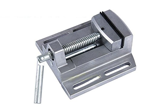 Zowaysoon Mini Drill Press Table Vise Tool Flat metal Cast Iron Handy for Mini Bench Drill by zowaysoon