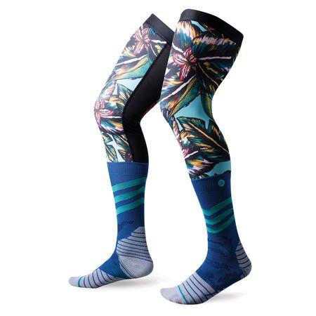 Stance Men's Mililani Brace Socks Blue M