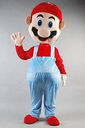 Super Mario Bros. Mario disfraz infantil de casco de mujer de ...