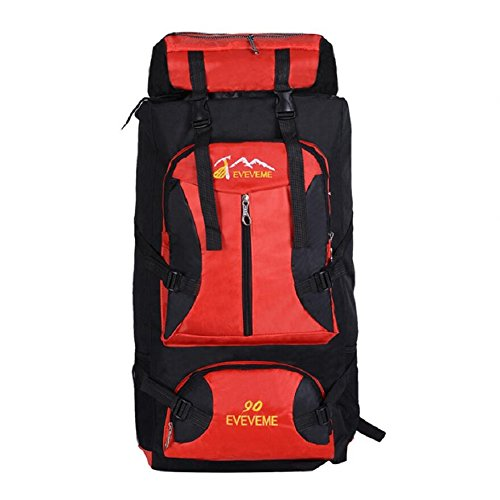 ZC comfortable 75L women quality large E backpack amp;J resistant adjustable capacity mountaineering universal fouling men and backpack travel anti wear Fashion backpack high 56 6rwrIqUH0