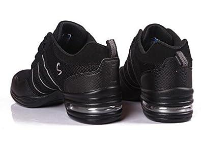 67ef902551b Zapatos de Baile Danza Moderna Zapatos de Jazz Movimiento Zapatos de la  Aptitud: Amazon.es: Zapatos y complementos