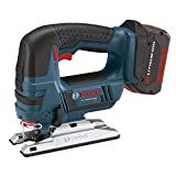 Cheap Bosch JSH180-01-RT 18V Cordless Lithium-Ion Jigsaw (Certified Refurbished)