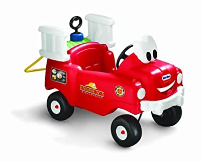 Little Tikes Spray And Rescue Fire Truck by Little Tikes