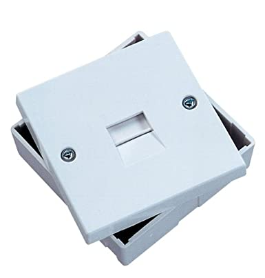 lju 2 3a telephone extension socket secondary slave telephone socket rh amazon co uk