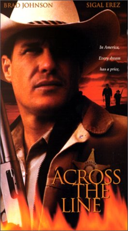 Across the Line [VHS] -