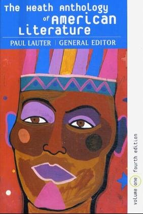 The Heath Anthology of American Literature, Vol. 1