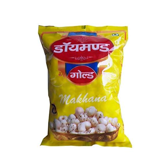 Generic Handpicked Lotus Seeds /Fox Nuts Big Size Phool Makhana(Pop / Gorgon Nut Puffed Kernels ) , 250 Grams