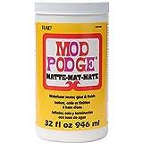 Mod Podge CS11303 Waterbase Sealer, Glue & Decoupage Finish, 32 oz, Matte