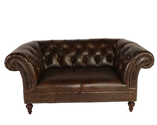 Lazzaro Leather WH-1322-20-9010A Jaffna Loveseat