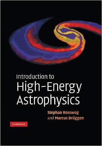 High Energy Astrophysics: An Introduction