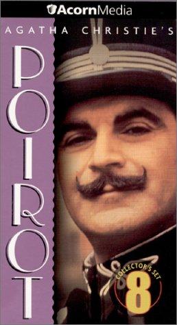 Agatha Christie's Poirot, Vol. 8 [VHS]