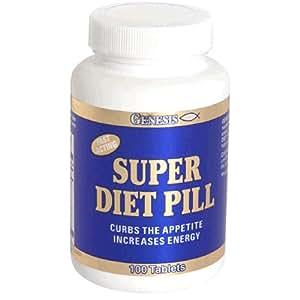 Amazon Com Genesis Super Diet Pills Tablets 100 Count