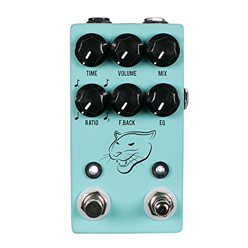 (JHS Panther Cub V2 Analog Delay Guitar Effects Pedal)