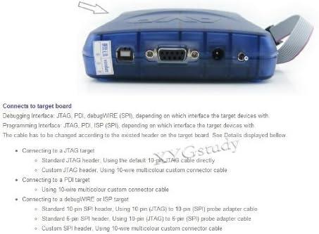 AVR Programmer+Debuggers USB JTAG ICE XPII support AT JTAGICE mkII ATJTAGICE2