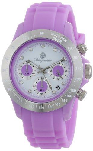 Burgmeister Women's BM514-990C Florida Analog Chronograph Watch