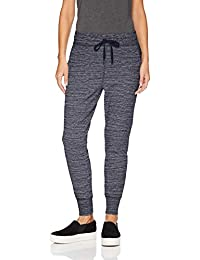 Women's Terry Cotton and Modal Jogger