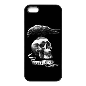 iPhone 5,5S Phone Case Black The Expendables 4 BFG115144