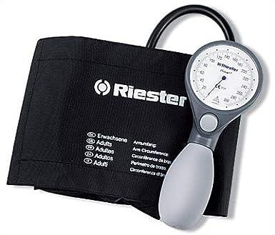 Amazon.com: Esfigmomanómetro de una mano de Riester Germany ...