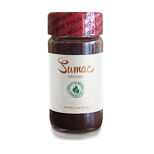 Sumac, Ground, 2 oz | USimplySeason