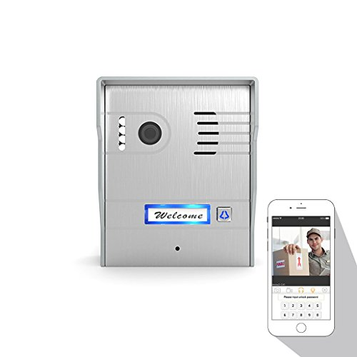 GBF IP Wireless Weatherproof Video Doorbell WI-FI Intercom System Night Vision