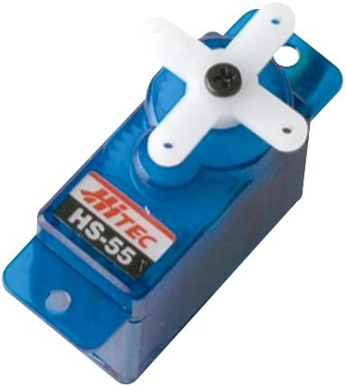 Hitec 112055 Sevo HS-55 Analog