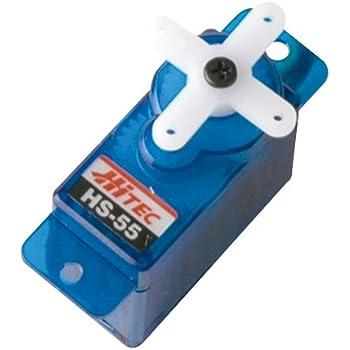 Hitec 31055S HS-55 Economy Sub Micro Universal Servo