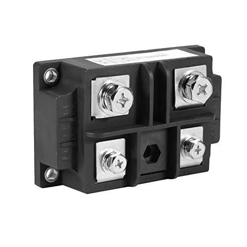 redresseur de pont de diode monophas/é pour convertir lentr/ée de CA en sortie de DC 300 A Amp 1600 V pont redresseur 110 /× 67 /× 40 mm