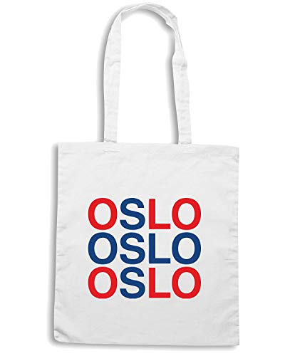Bianca OSLO Speed Borsa WC0530 Shopper Shirt BtBwCqg