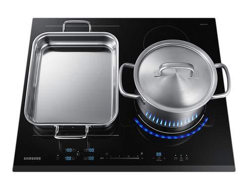 Samsung Encimera vitrocerámica de inducción nz64 N9777gk ...
