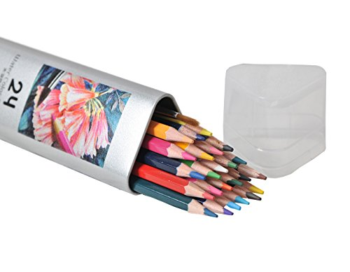 Pencils Soluble Colored Watercolor Paintbrush product image