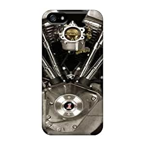 Iphone 5/5s Covers Cases - Eco-friendly Packaging(real Shovelhead)