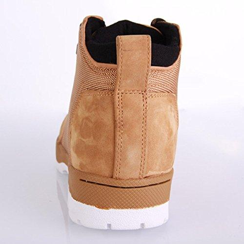 K1X H1ke mk12 le Boot Honey Black Brown