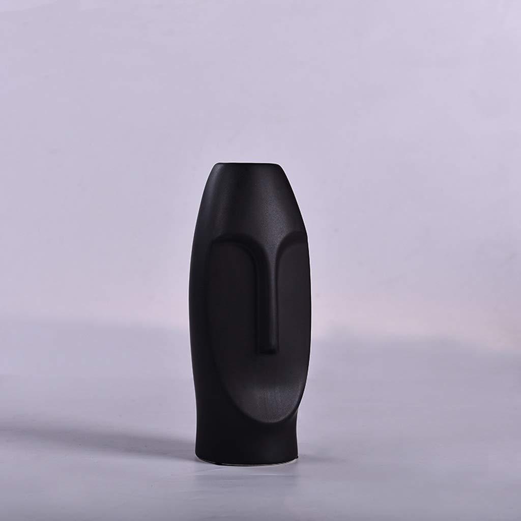 cómodo D LHKJ Manualidades Creativas Modernas Jarrones de cerámica Adornos Adornos Adornos Adornos Gabinetes de TV Interior Decoración para el hogar (Color   B)  alto descuento