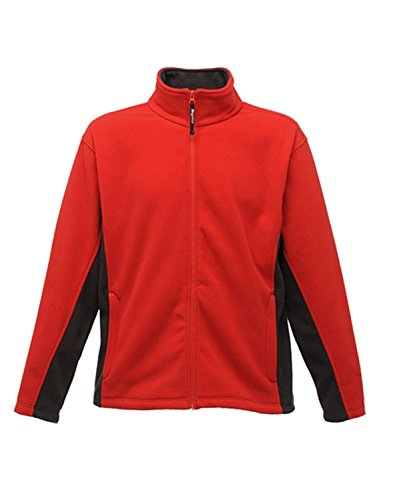 Regatta Professional Regenerierung II Fleece Jacke trf561Classic Red/Ash S