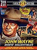 John Wayne Movie Collectibles - 2 DVD Set 8 Movies