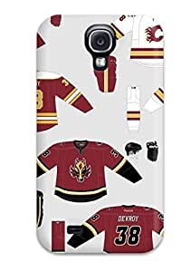calgary flames (4) NHL Sports & Colleges fashionable Samsung Galaxy S4 cases 1583479K820132088