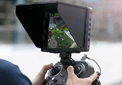 "Price comparison product image DJI CrystalSky Monitor Hood (5.5"")"