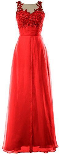 MACloth - Robe - Femme -  Rouge - 44
