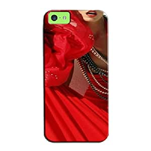 Photography TPU Red Case For Iphone 5c Wonderful Woman